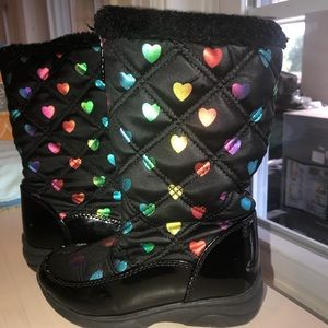 Totes girls snow boots